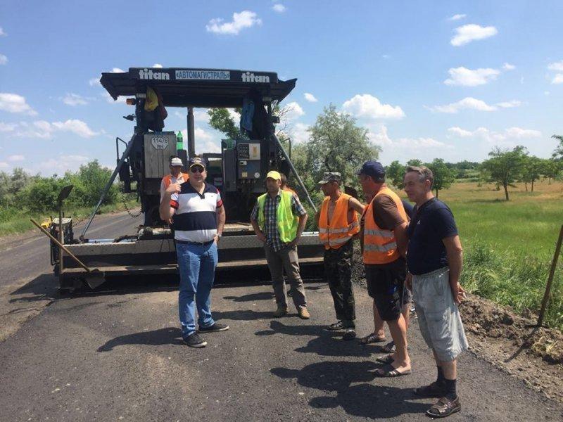 Саакашвили устроит майдан на трассе Одесса-Рени
