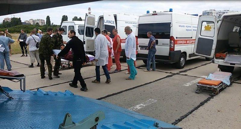 Волонтеры срочно просят сдать кровь для раненых бойцов АТО