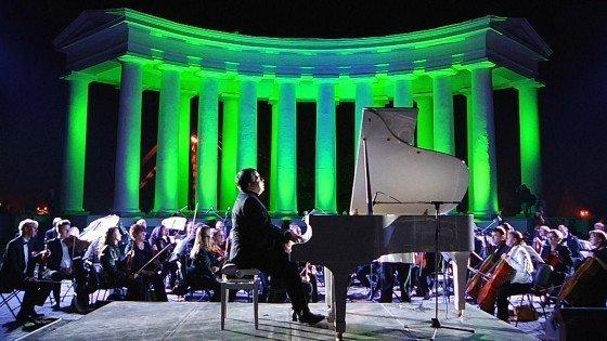 Одесситов зовут на бесплатный концерт с видеоэффектами