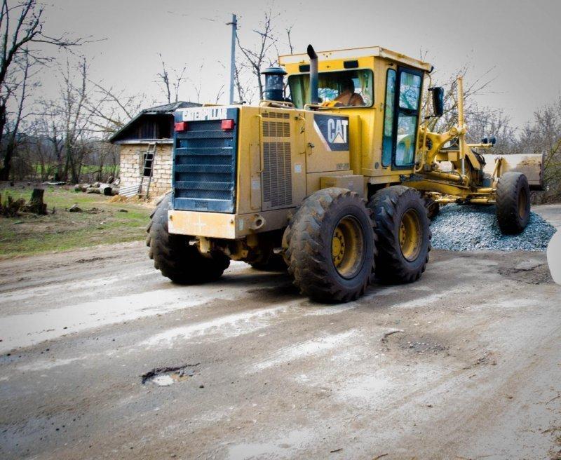 Начался ремонт автомобильной дороги «Кривое озеро-Балта» (ФОТО)