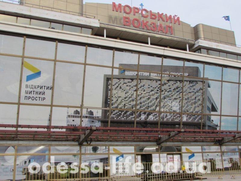 """Саакашвили раскритиковал дешевый проект таможни на Морвокзале: """"Это колхозный рынок конца 80-х"""""""