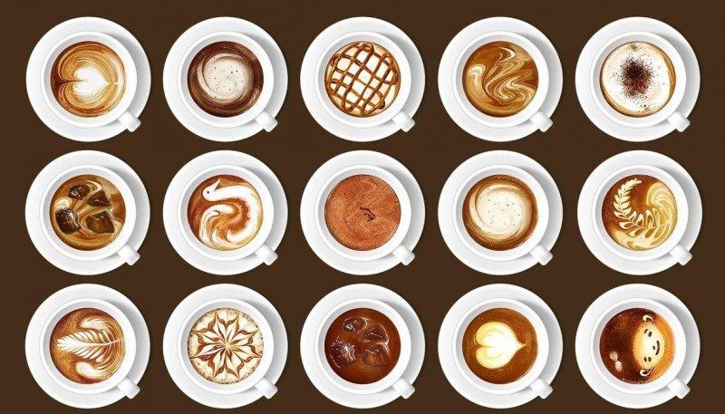 Латте, капучино или макиато – какой кофе любите вы?