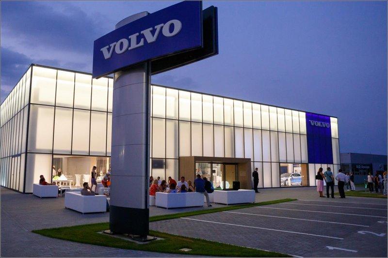 Volvo – новый шаг в освоении украинского рынка