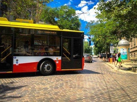Где покататься на новых троллейбусах? (ФОТО)
