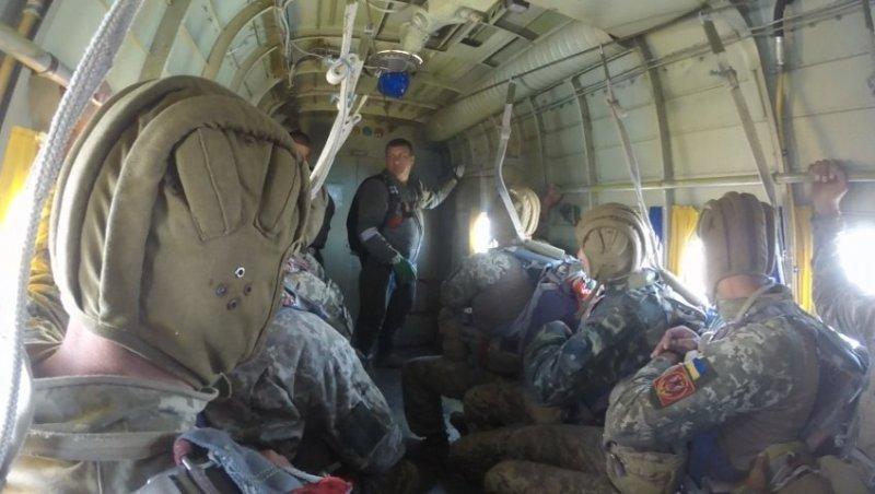 Морские пехотинцы уничтожили важный объект «противника» (ФОТО)