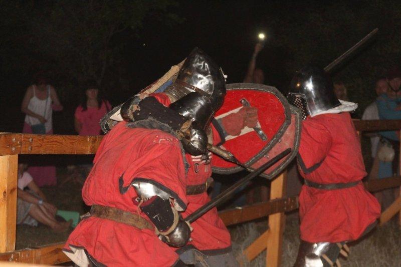 Как в Аккермане фестивалят рыцари (ФОТОРЕПОРТАЖ)