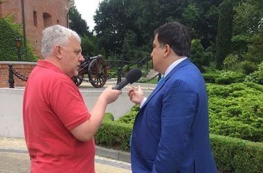 """Саакашвили потерял своего """"ангела-хранителя"""""""