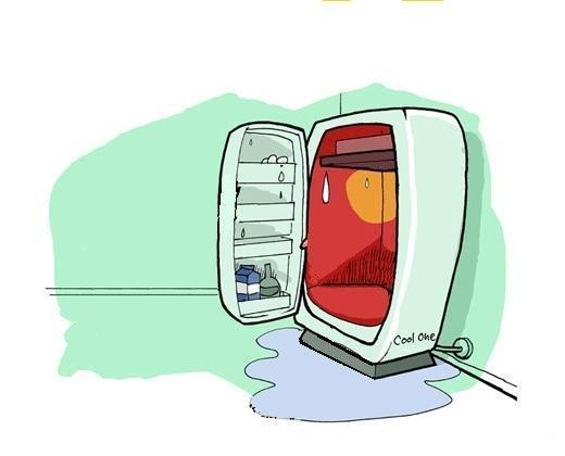 У кого в Одессе по плану потечет холодильник?