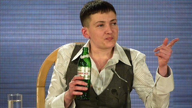 Савченко ждут на Антитрухановском майдане