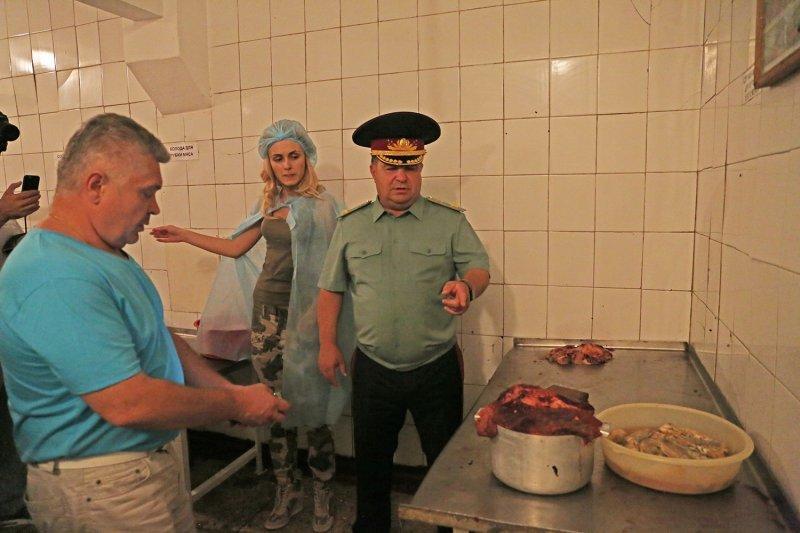 В минобороне недовольны питанием одесских военных (ФОТО, ВИДЕО)