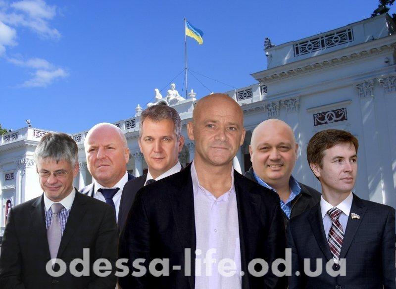 Заклятые друзья и верные враги Геннадия Труханова