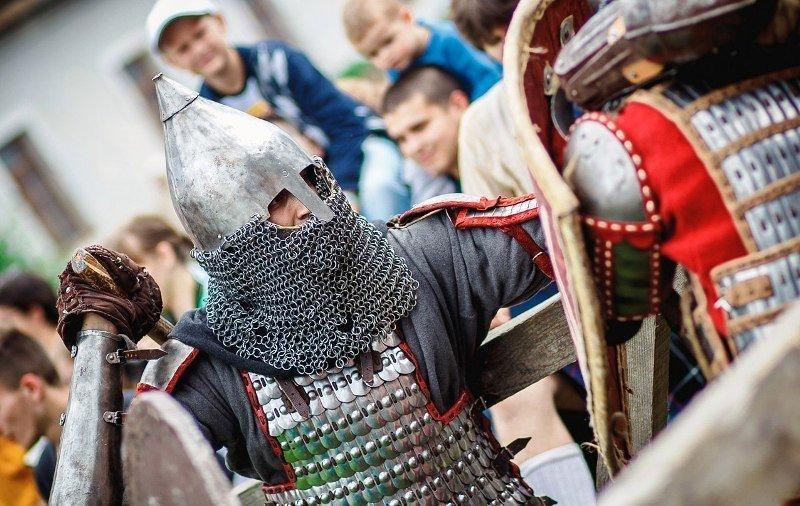 На этой неделе Одессу посетят рыцари