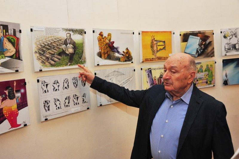Кто победил на конкурсе карикатур по произведениям Жванецкого?