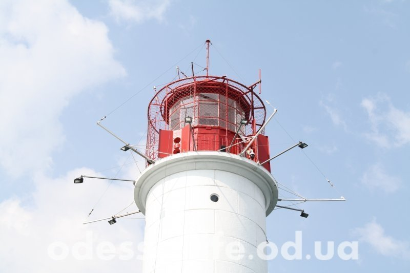 Морской проводник Одессы или лучшее место для сэлфи в городе (ФОТО)