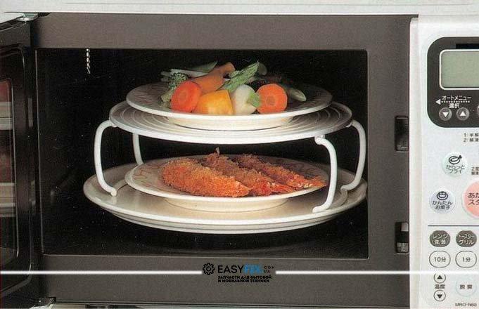 Какие тарелки можно ставить в микроволновку? Правила использования свч печей.