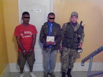 В Одесской области пограничники задержали нарушителей границы