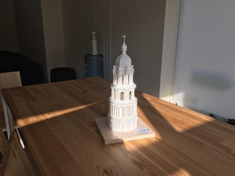 В Одессе создали последний 3D-макет для социального проекта