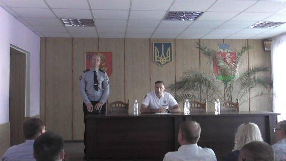 Новый начальник полиции Белгород-Днестровского расставил приоритеты в своей работе