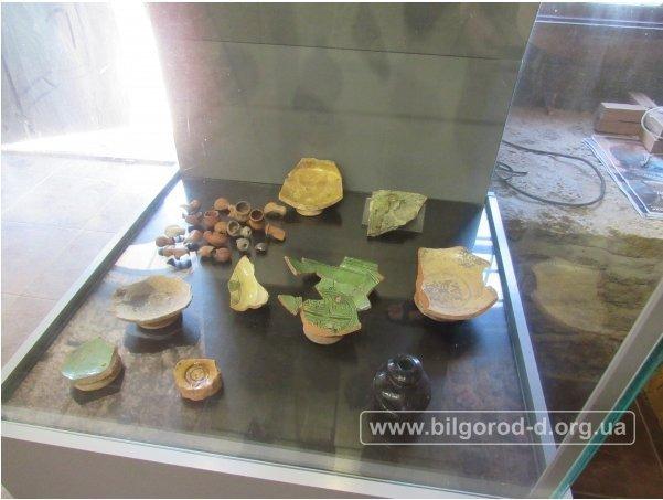 Что раскопала Белгород-Тирская археологическая экспедиции