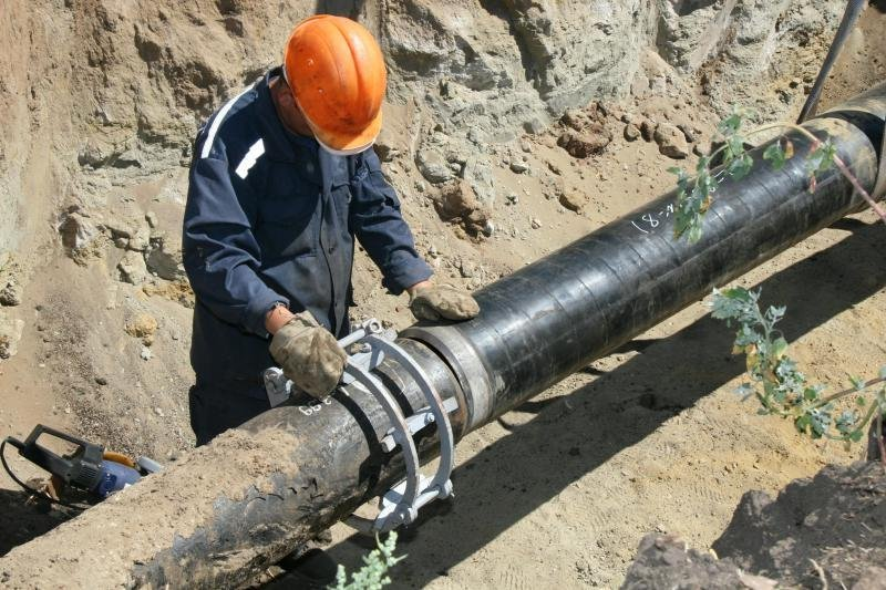 В Черноморске восстановлено водоснабжение