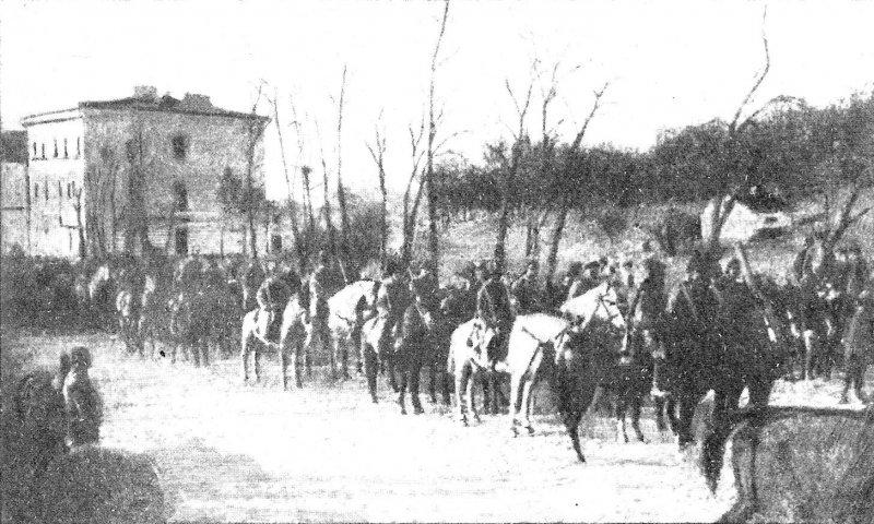 Как создавалась украинская армия в Одессе?