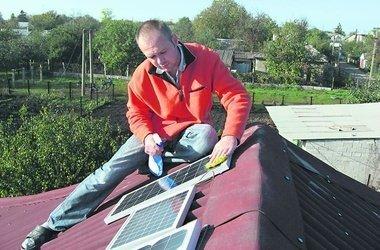 Солнечные батареи в вашем доме