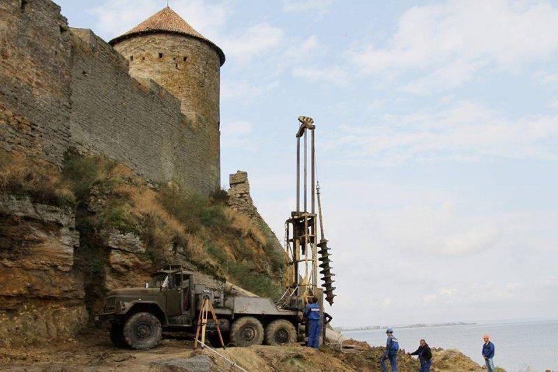Чему поможет ремонт Аккерманской крепости?
