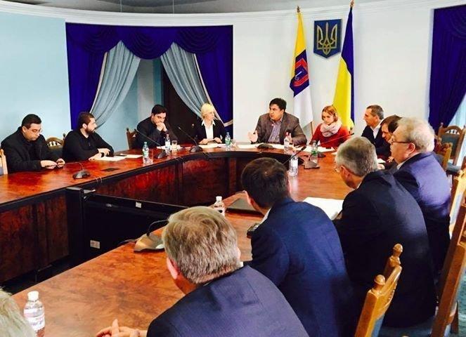 Саакашвили хочет строить железную дорогу в обход Приднестровья