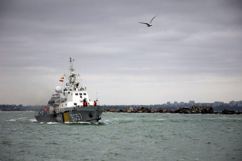 «Николаев» будет охранять Одессу с моря