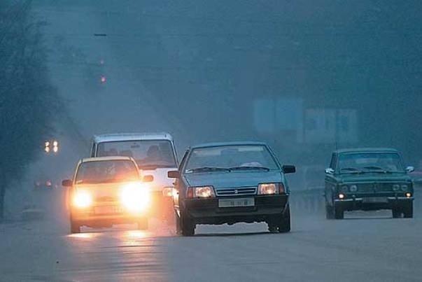 Ситуация на дорогах Одессы