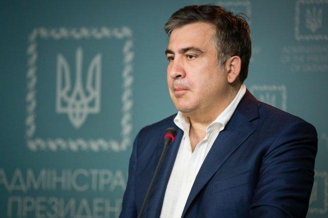 Саакашвили возглавил «Движение новых сил»