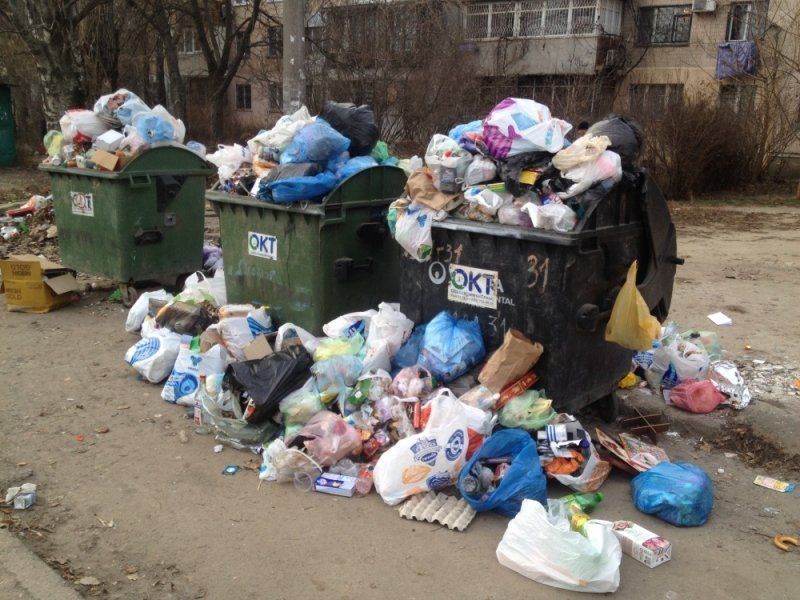Черемушки лишатся мусорных баков