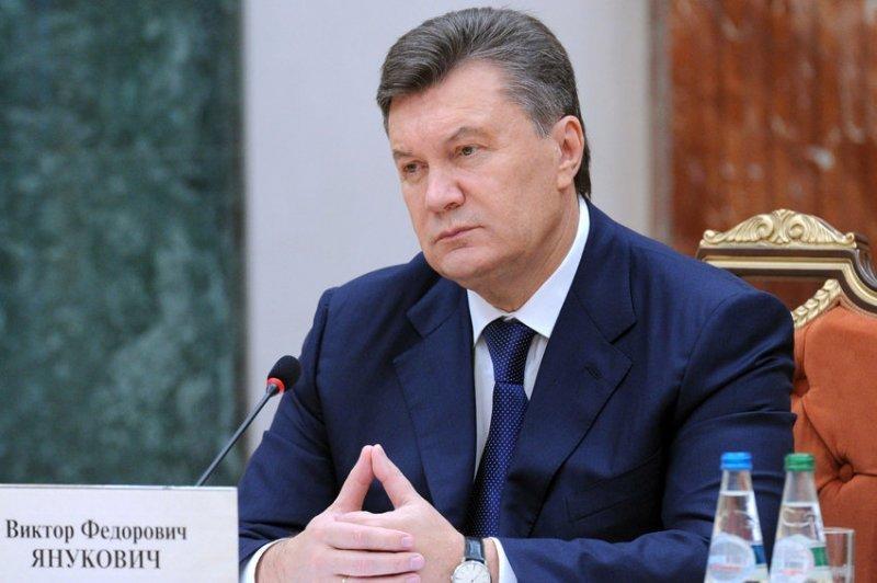 Януковича допросят в прямом эфире