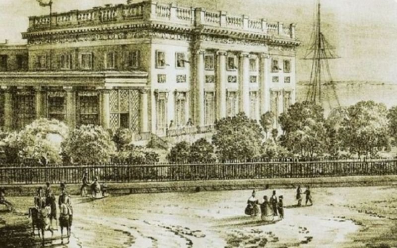 дворец Потоцких-Нарышкиных одесса