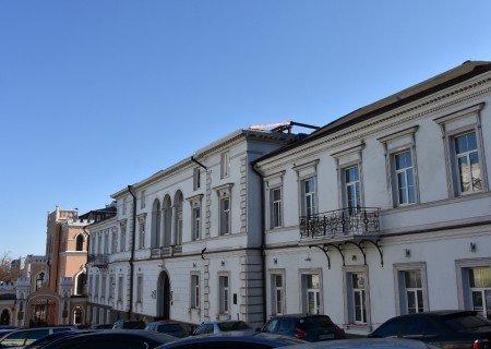 На Ланжероновской спасают памятник архитектуры (ФОТО)