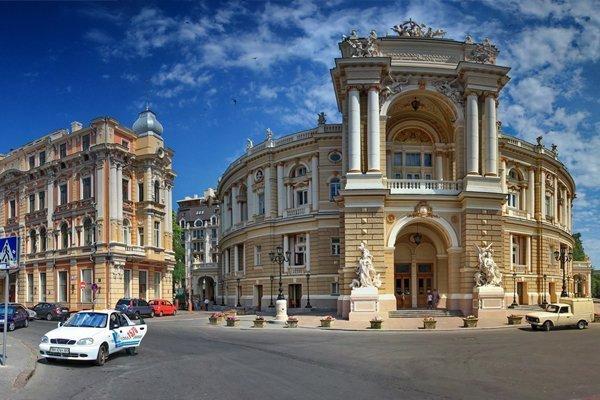 День в Одессе за пять минут (ВИДЕО)