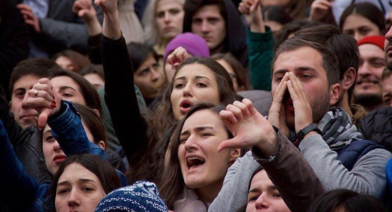 Все вузы Одессы выходят на акцию протеста