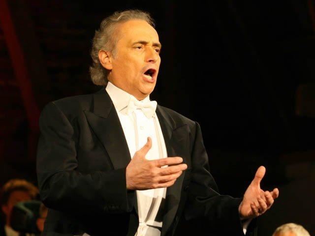 Хосе Каррерас впервые споет в Одессе