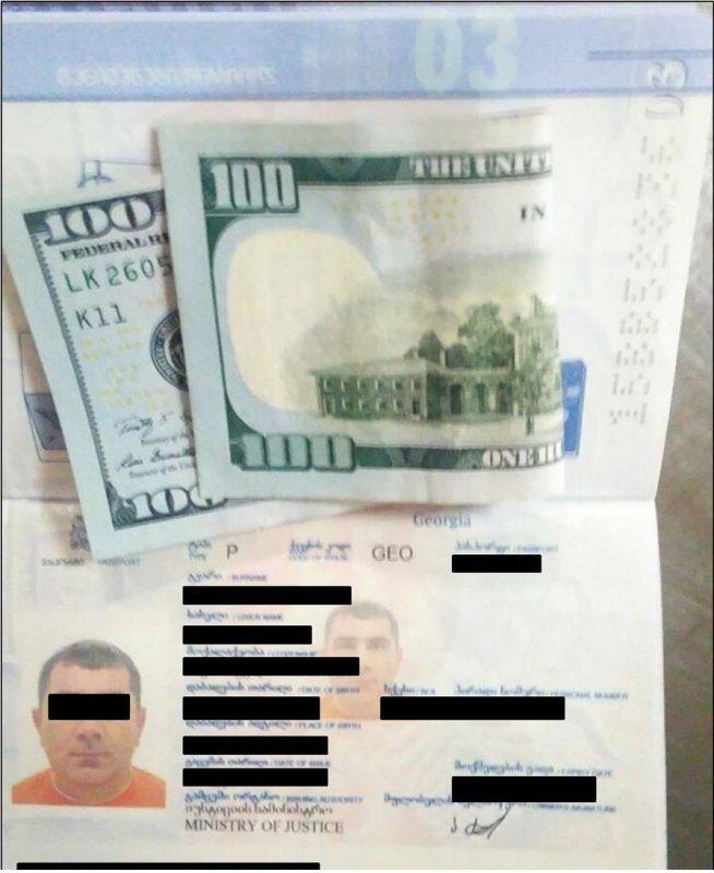 Грузин хотел попасть в Одессу за двести долларов