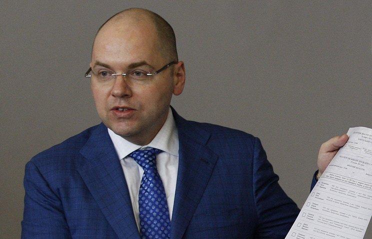 Кабмин утвердил назначение нового губернатора Одесской области