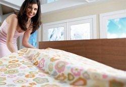 Как выбрать постельное белье для вашей спальни