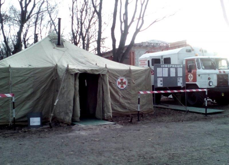 Спасатели рассказали где можно согреться во время бури