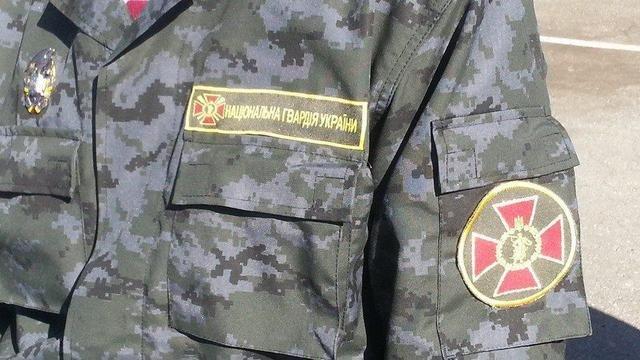 Задержание с побоями от Нацгвардии в Одессе (ВИДЕО)