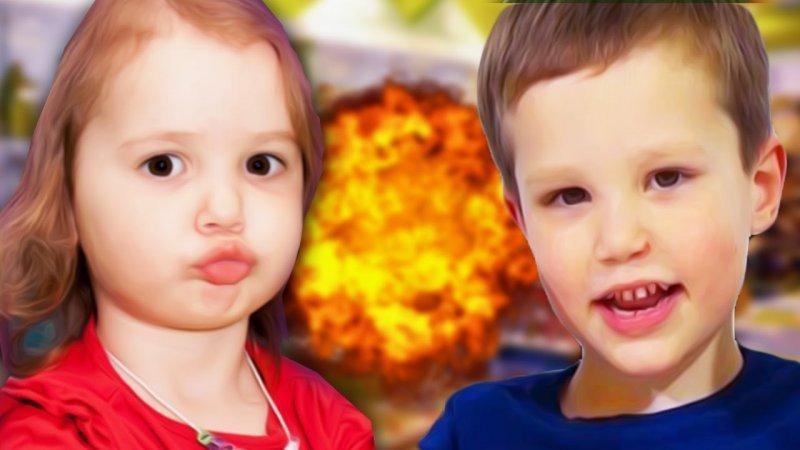 Одесситы, прославившиеся на видеосъемке своих детей, обосновались в Лондоне (ВИДЕО)