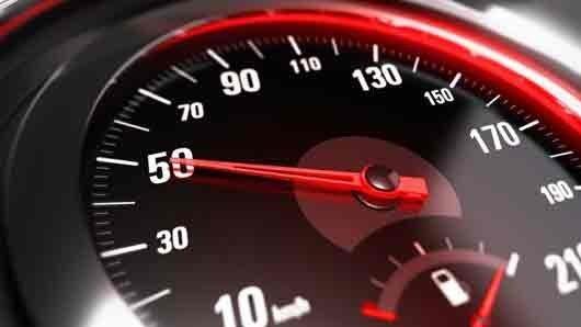Водителей ждут новые скоростные ограничения