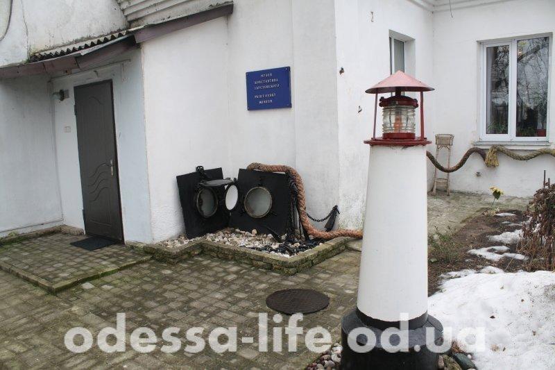 Музей «одной книги» написанной в Одессе (ФОТО)
