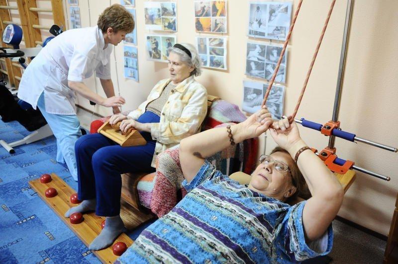 пансионат для престарелых в моск