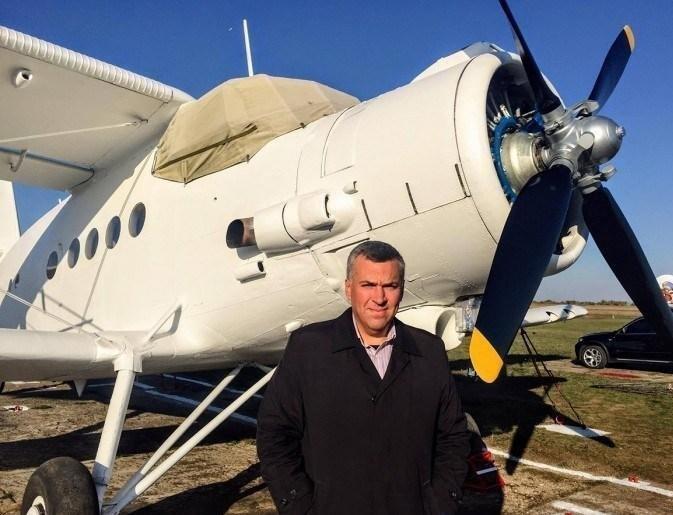 Авиатор из Одессы предлагает перевозки на «кукурузнике»