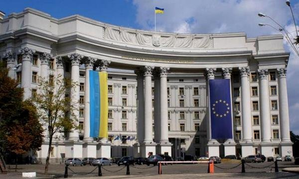 Нам указ не указ — заявление МИД Украины