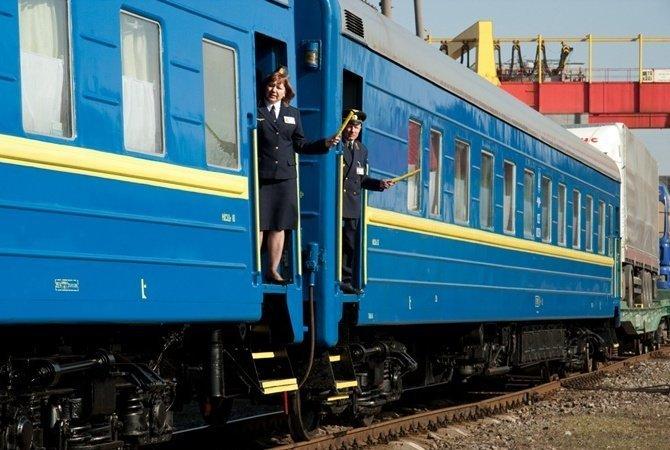 Пригородные поезда Одессы могут остановить